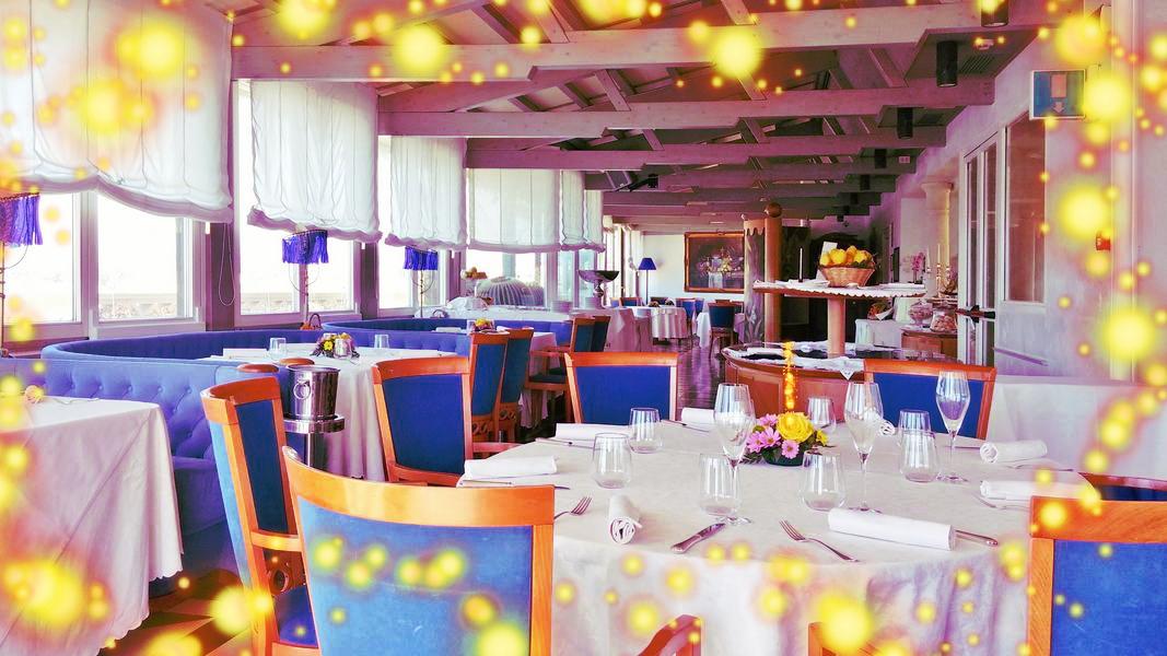 New Year lunch in Syracuse - La Terrazza sul Mare